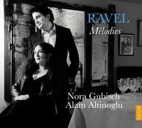 Nora Gubisch, Alain Altinoglu - Ravel: Melodies