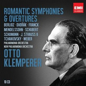 New Philharmonia Orchestra, Otto Klemperer - Romantic Symphonies
