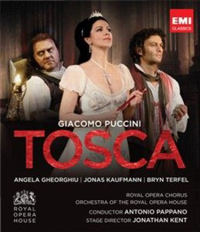 Orchestra of The Royal Opera House - Puccini: Tosca [Blu-ray]
