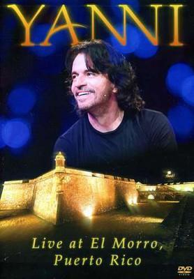 Yanni - Live at El Morro, Puerto Rico [Blu-ray]