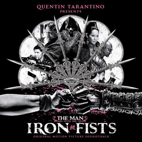 Various Artists - Człowiek o żelaznych pięściach / Various Artists - The Man With the Iron Fists