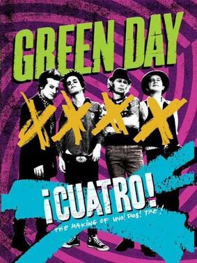 Green Day - Quatro! [DVD]
