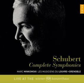 Les Musiciens du Louvre - Complete Symphonie