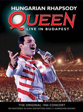 Queen - Hungarian Rhapsody - Live In Budapest [DVD]