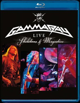 Gamma Ray - Skeletons & Majesties Live [Blu-ray]