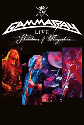 Gamma Ray - Skeletons & Majesties Live [DVD]