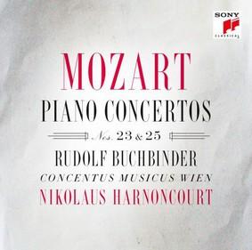 Nicolas Harnoncourt - Mozart: Piano Concertos No 23 & 25