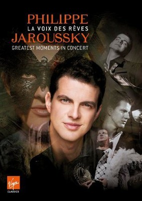 Philippe Jaroussky - Greatest Moments in Concert [DVD]