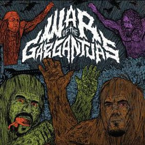 Warbeast - War of the Gargantuas [EP]