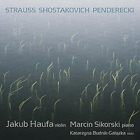 Jakub Haufa - Sonaty skrzypcowe