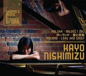 Kayo Nishimizu - Polska - miłość i żal