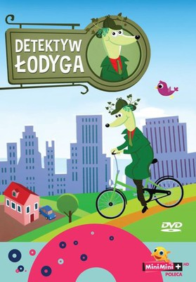 Various Artists - Detektyw Łodyga [DVD]