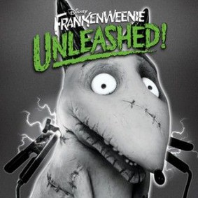 Various Artists - Frankenweenie Unleashed!