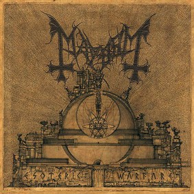 Mayhem - Esoteric Warfare
