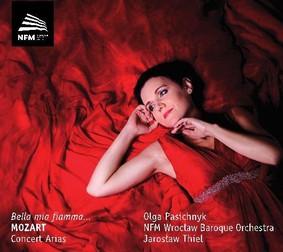 Olga Pasichnyk, Jarosław Thiel, Wrocław Baroque Orchestra - Mozart: Arias