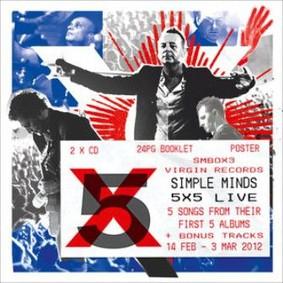 Simple Minds - 5X5 Live