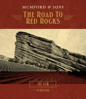 Mumford & Sons - Road To Red Rocks [Blu-ray]