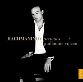 Vincent Guillaume - Rachmaninov: Preludes