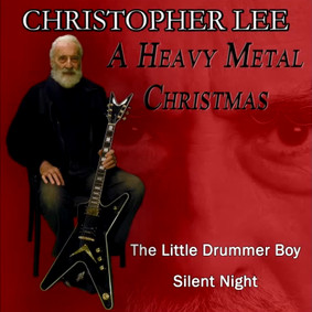 Christopher Lee - Heavy Metal Christmas [EP]