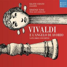 Toni Simone - Vivaldi: E l'Angelo di avorio Oboe Concertos