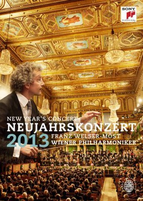 Vienna Philharmonic Orch - New Year's Concert 2013 [DVD]