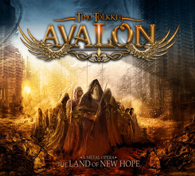 Timo Tolkki - The Land Of New Hope