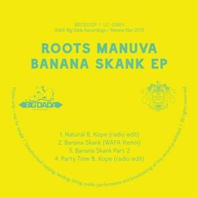 Roots Manuva - Banana Skank [EP]