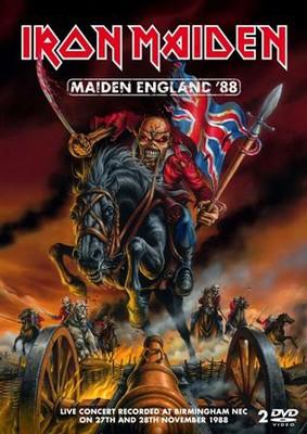 Iron Maiden - Maiden England '88 [DVD]