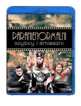 Kabaret Paranienormalni - Szybcy i śmieszni [Blu-ray]