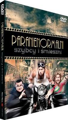 Kabaret Paranienormalni - Szybcy i śmieszni [DVD]