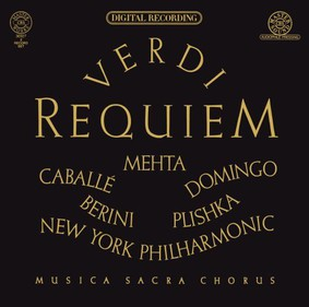 Caballe Montserrat, Plácido Domingo, Paul Plishka - Verdi: Requiem