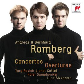 Stromberg Bernd - Violin Concerto No. 3, Cello Concerto No. 2, a.o.