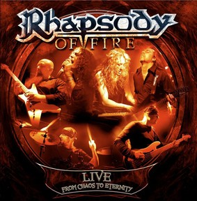 Rhapsody Of Fire - Live - From Chaos To Eternity [Live]