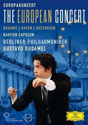 Gautier Capuçon - The European Concert [DVD]