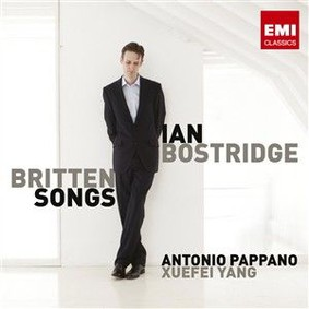 Ian Bostridge, Antonio Pappano - Britten: Songs