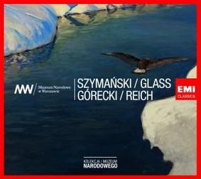 Kwartet Śląski, Christopher Warren-Green, Ransom Wilson - Kolekcja Muzeum Narodowego: Górecki/Szymański/Glass/Reich