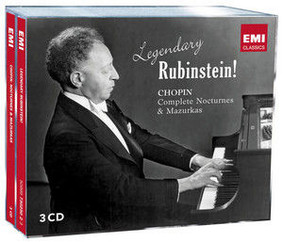 Arthur Rubinstein - Legendary Rubinstein - Chopin