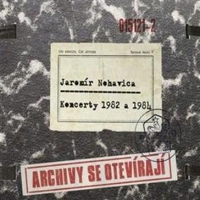 Jaromir Nohavica - Koncerty 1982 a 1984