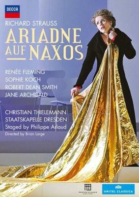 Staatskapelle Dresden - Strauss: Ariadne auf Naxos [DVD]
