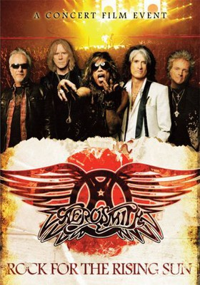 Aerosmith - Rock for the Rising Sun [DVD]