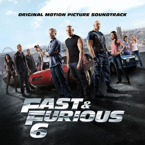 Various Artists - Szybcy i wściekli 6 / Various Artists - Fast and Furious 6