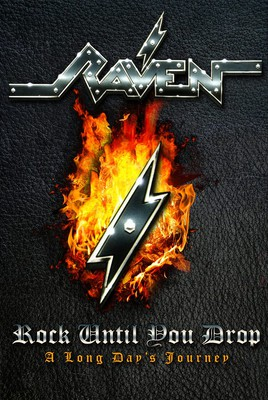 Raven - Rock Until You Drop - A Long Days Journey [DVD]