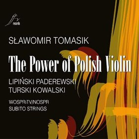 Tomasik Sławomir - The Power of Polish Violin