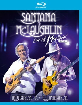 Carlos Santana, John McLaughlin - Invitation To Illumination. Live At Montreux 2011 [Blu-ray]