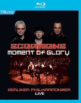 Scorpions - Moment of Glory [Blu-ray]