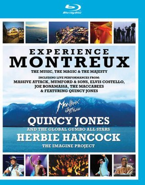 Various Artists - Experience Montreux 3D [Blu-ray]