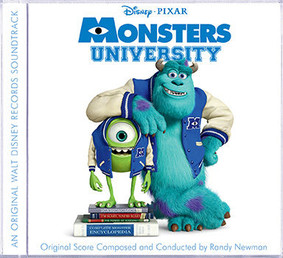 Various Artists - Universytet Potworny / Various Artists - Monsters University