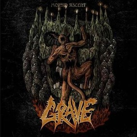 Grave - Morbid Ascent [EP]