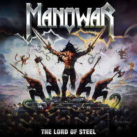 Manowar - The Lord Of Steel Live [Live]