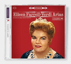 Eileen Farrell - Verdi: Arias